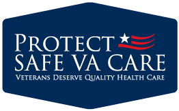 Safe VA Care logo