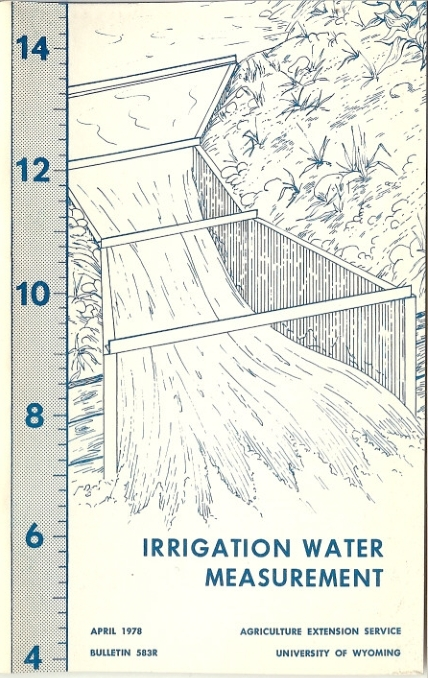 Irrigation Water Management Booklet
